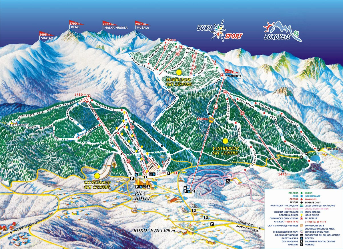 MAP-BOROVETS