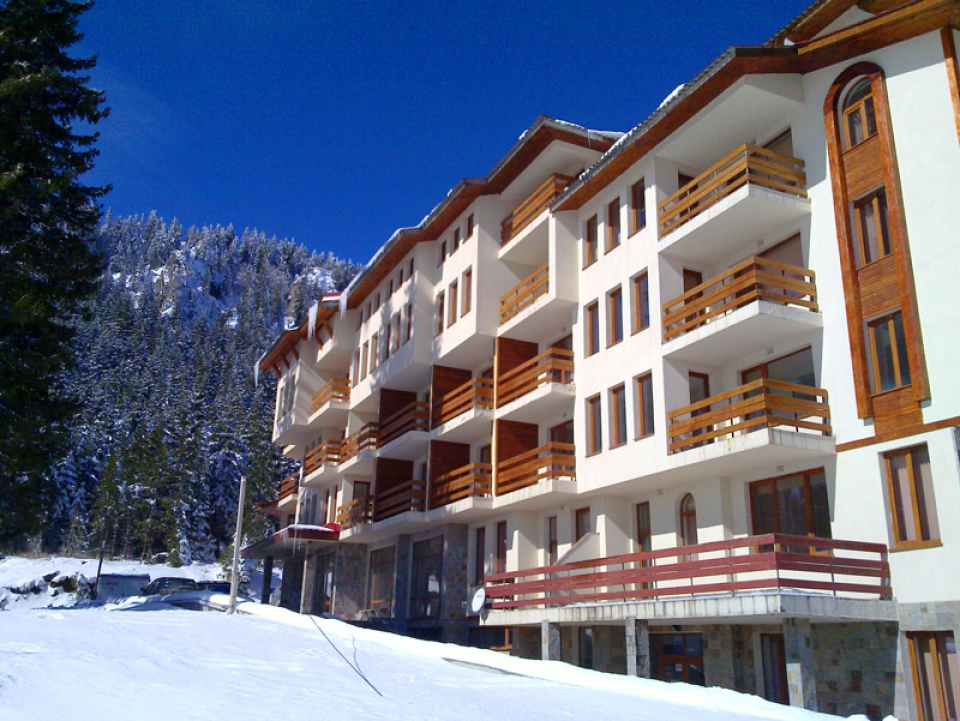Hotel Rosica Pamporovo